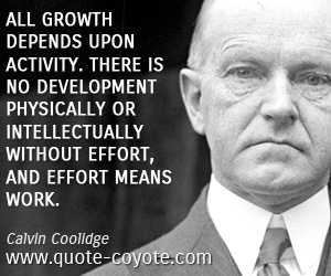 Calvin-Coolidge-work-quotes