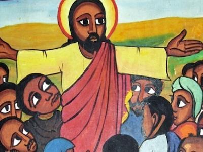 Ethiopian Jesus