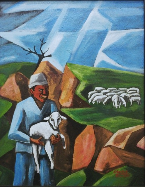 The Shepherd and the Lost Sheep