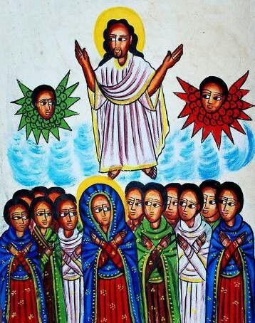 Ethiopian Ascension
