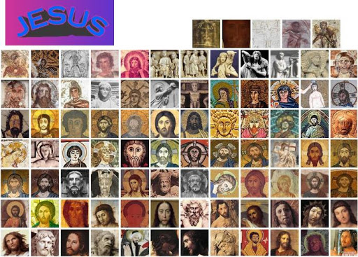 Faces of Jesus 2
