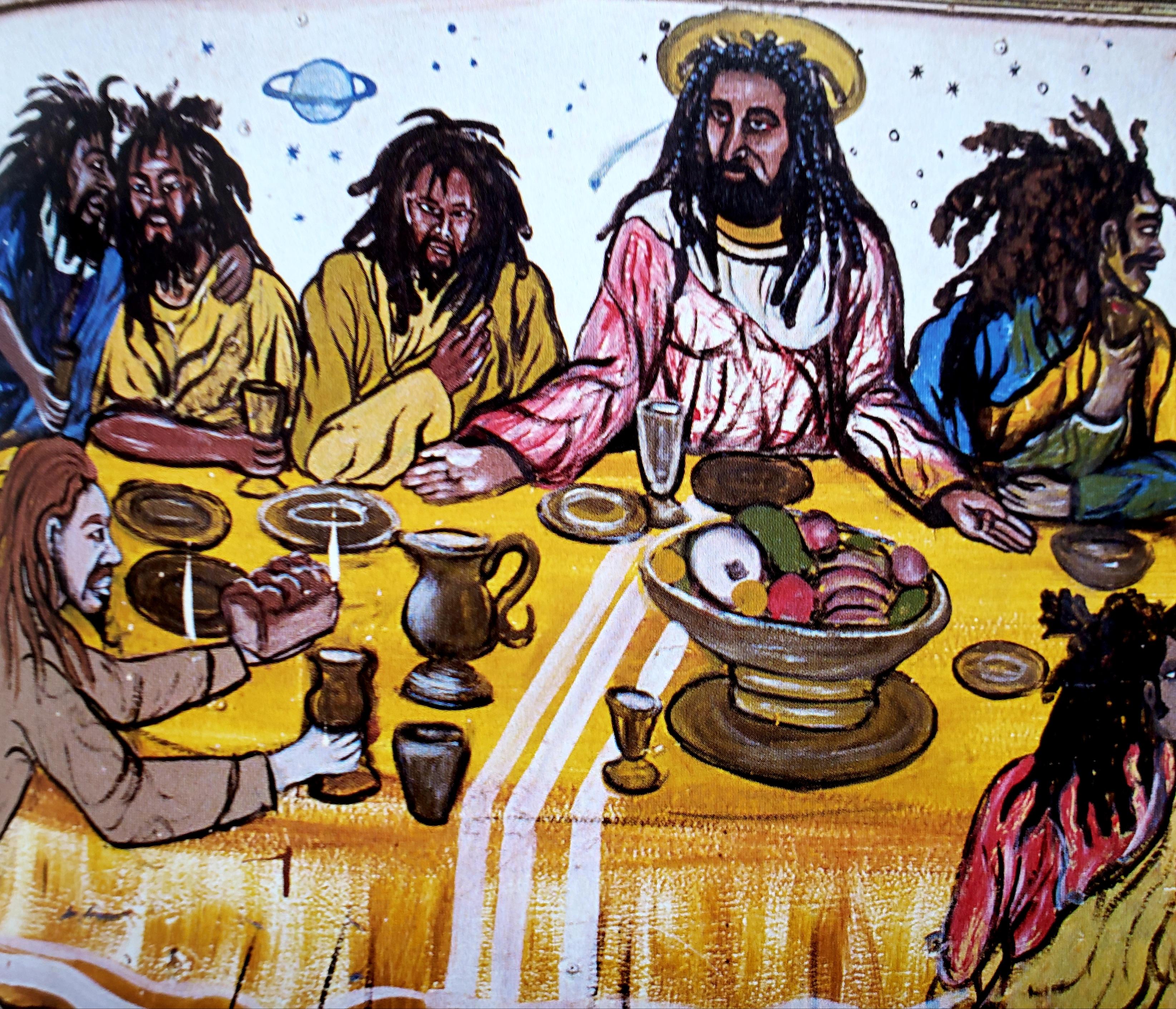 Last Supper Barbados