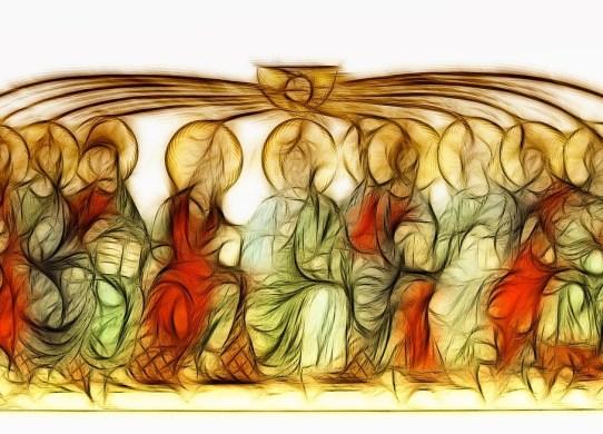 Upper Room Holy Spirit