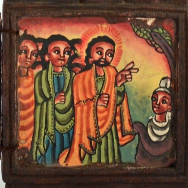 Ethiopian Jesus the Healer