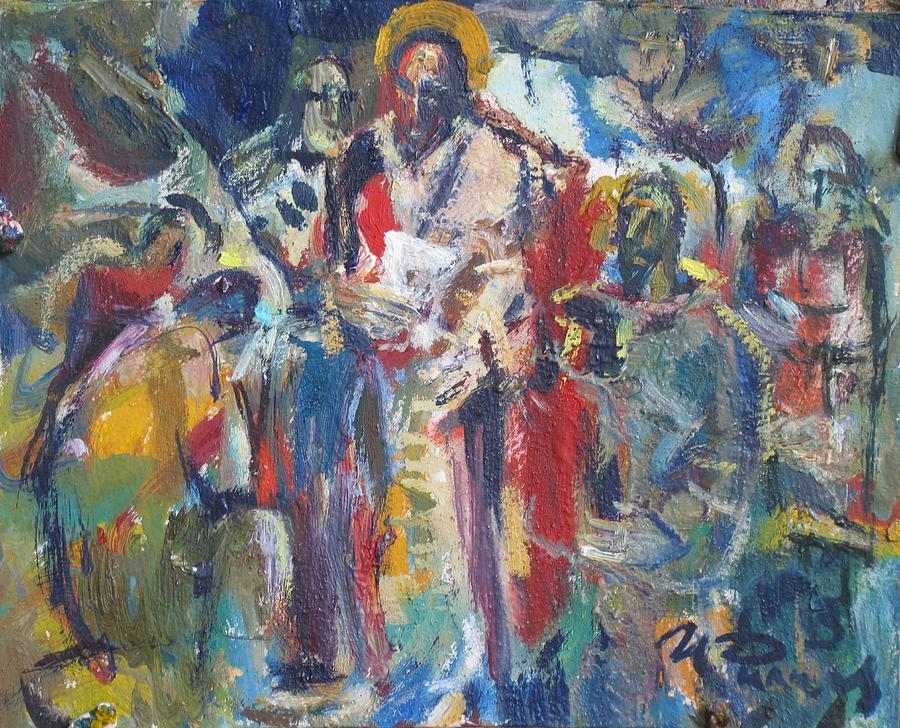 Apostle Paul by Ivan Filichev
