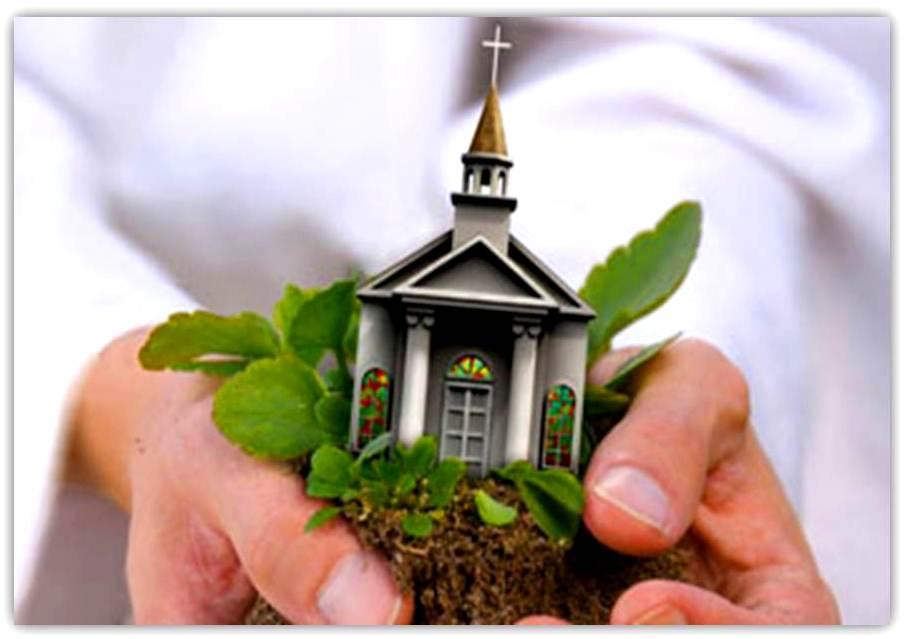 Church in God's hands