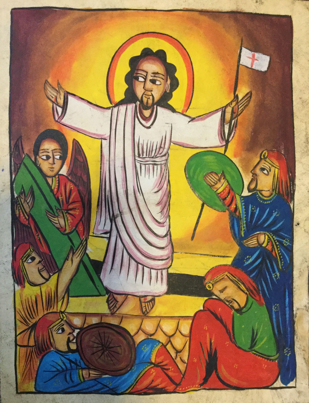 Ethiopian Jesus 2