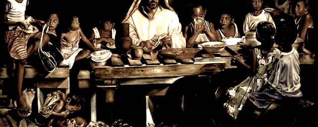 Table of Hope by Joey Velasco
