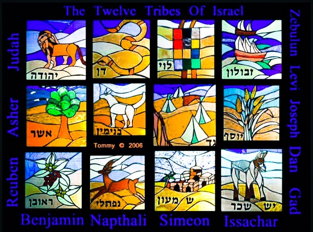 Blessing of the Twelve Tribes