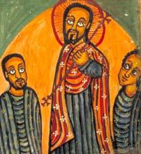 Ethiopian Orthodox Jesus