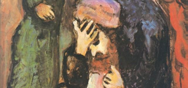 Jacob grieving Joseph